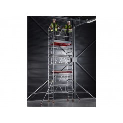 4m metre scaffold tower for hire